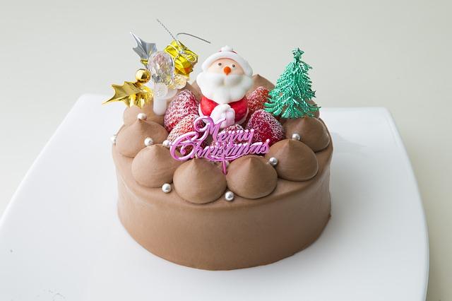 みきママ チョコレートケーキ